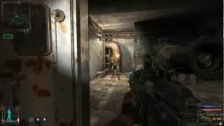 StalkerТень Чернобыля #9 [Лаборатория Х-18]