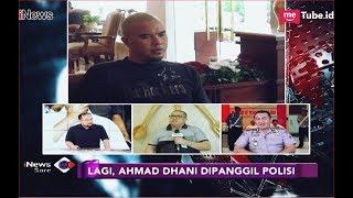 Video Akhirnya! Ahmad Dhani Penuhi Panggilan Polda Jatim - iNews Sore 24/10 MP3, 3GP, MP4, WEBM, AVI, FLV Januari 2019