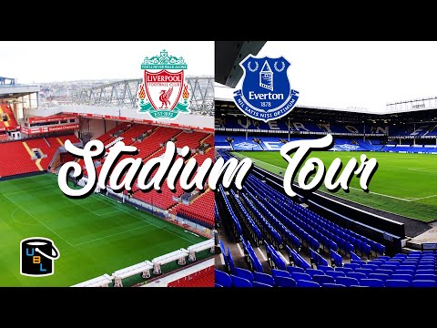 Liverpool Everton Stadium Tour - Anfield Vs Goodison Park