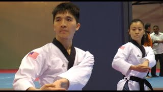 Malaysian taekwondo star Yong Jin Kun wants to explore the martial art more if he quits one day. Together with Sarah Yap Khim...
