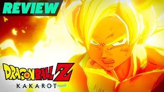 Dragon Ball Z: Kakarot Review by GameSpot