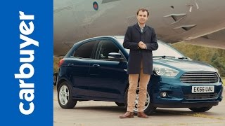 Ford Ka+ hatchback review - Carbuyer by Carbuyer