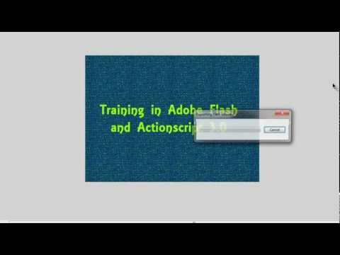 Flash and actionscript 3.0 lesson: Fade In Fade Out Image Gallery