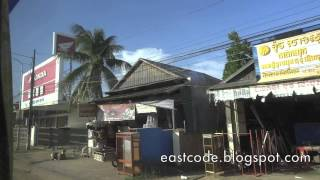 Kampong Thom Cambodia  city images : Kampong Thom city Central Cambodia