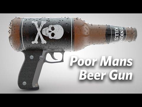 Poor Man's Beer Gun – Craft Brewing™