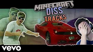 Minecraft Diss Tracks... | WildX, PrestonPlayz,  NoBoom