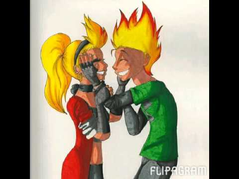 Johnny Test Love Story