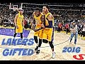 Lakers - Gifted (2016)