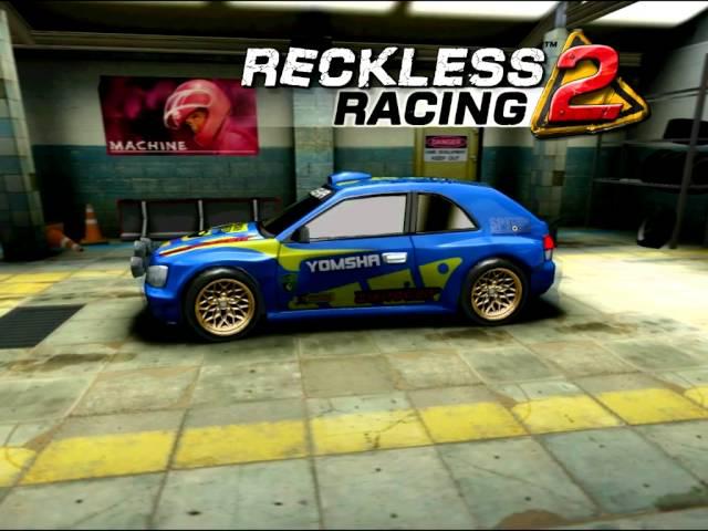Reckless Racing 2 Teaser Video 1