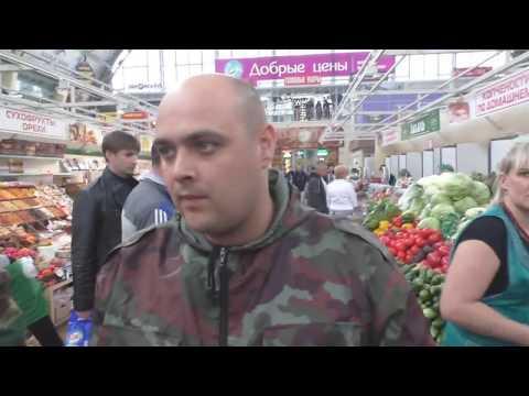 Базарная конституция или за что охрана вывела мусульманку блогера с сенного рынка в Саратове