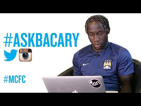 Video: #ASKBACARY | Wenger v Pellegrini and Bacary's Bakery