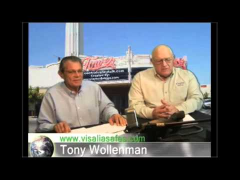 Tony Wollenman of The Gun Safe Company, formerly Visalia Safes, on Tim Thiesen Live!