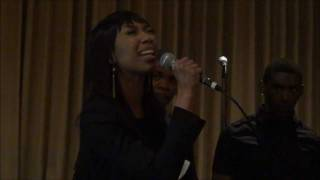 Brandy - His Eye Is On The Sparrow