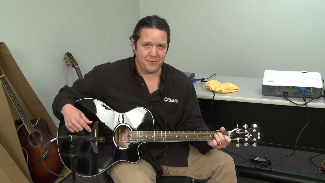 Yamaha APX500 Acoustic Electric Guitar Overview   Full Compass