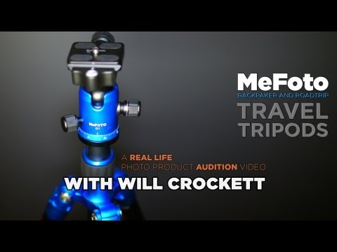 MeFOTO Travel Tripods – A Real Life Audition and Review