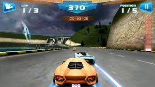 Fast Racing 3D videosu