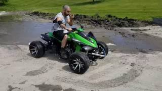 9. R12 125cc Atv Four Wheeler Quad For Sale From SaferWholesale.com