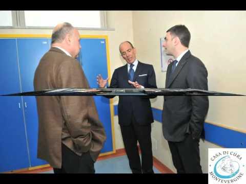 Gambacorta: la clinica Montevergine, un'eccellenza nel panorama sanitario