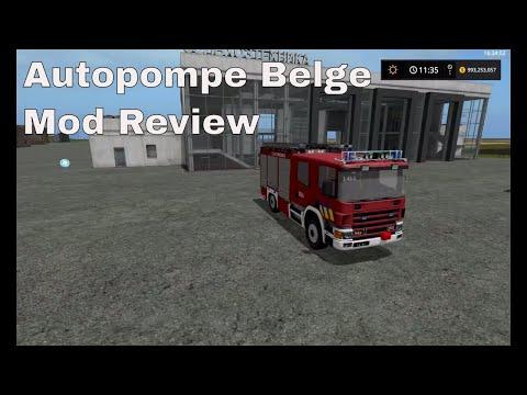Autopompe belge v1.0
