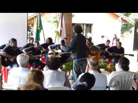 Camerata Municipal de Violões - Santana do Deserto - Aquarela