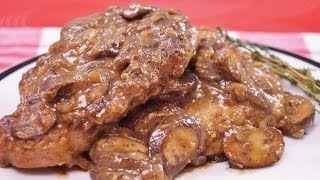 Recipe! How to make Smothered Pork Chops: And Gravy! Easy Smothered Pork Chops Recipe! Learn how to make it! Recipe and...