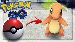 POKEMON GO LETS PLAY! EPISODE 1