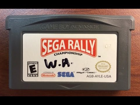 Sega - Sega Rally Championship review for GBA! http://classicgameroom.com/vaultpages/vaultpage/sega-rally-championship-game-boy-advance/ Classic Game Room reviews SEGA RALLY CHAMPIONSHIP for Game...
