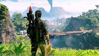 Download Video JUST CAUSE 4 Gameplay Demo (Gamescom 2018) MP3 3GP MP4