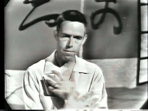 "Talk Show - Eastern Wisdom and Modern Life (w/Alan Watts): ""Mahayana Buddhism"" - (KQED, 1959)"