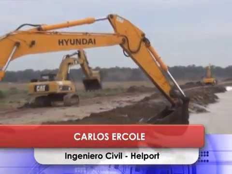 INUNDACIONES - ING. CARLOS ERCOLE - HELPORT