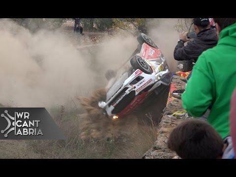 Vídeo mejores momentos WRC Rally RACC Cataluña España 2015 by WRCantabria