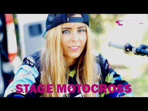 Stage Motocross for women