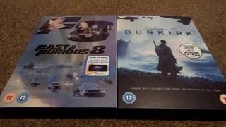 Nonton Fast And Furious 8 And Dunkirk  Uk  Dvd Unboxing Film Subtitle Indonesia Streaming Movie Download