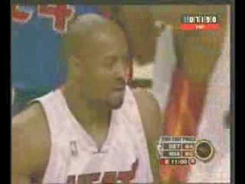 NBA - Alonzo Mourning Mix by Th3answer (видео)