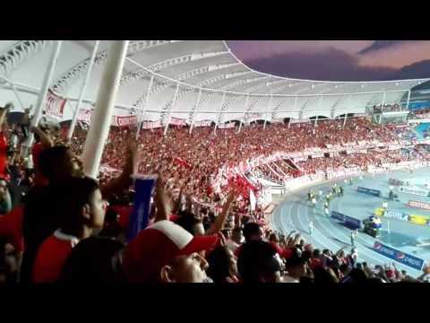 La hinchada quiere ser campeón de nuevo - América vs Rionegro - Baron Rojo Sur - América de Cáli