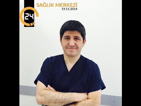 Op. Dr. Necdet Derici TV24 Sağlık Merkezi 19.11.2014