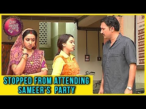 Naina's Dad STOPS Her From Going To Sameer's BIRTH