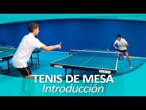 Historia tenis de mesa