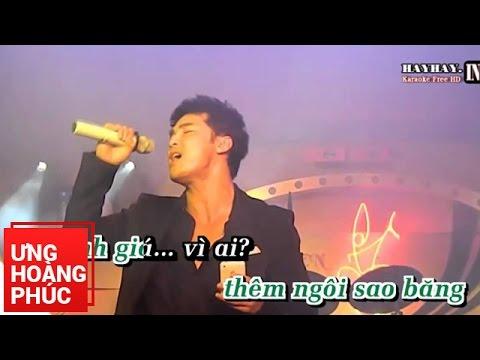 LIVE | Vì Sao Trong Lòng Tôi - Ưng Hoàng Phúc - Thời lượng: 5 phút, 57 giây.