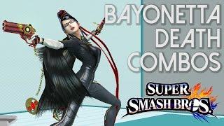 "I seriously think we need to call these type of combos ""Fly me to the Moon"" [Bayonetta combos]"