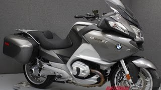 1. 2012  BMW  R1200RT - National Powersports Distributors
