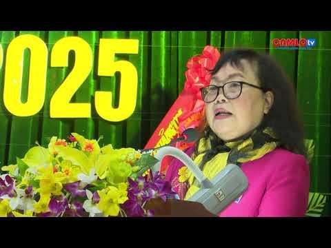 Đại hội Hội Khuyến học huyện Cam Lộ lần thứ IV, nhiệm kỳ 2020-2025