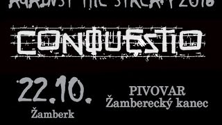 Video Conquestio, Against The Stream 2016, Žamberk, 22 10 2016