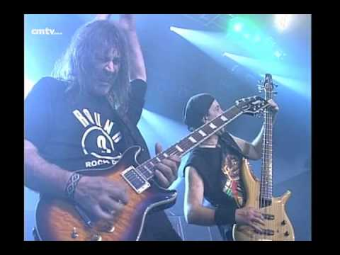 Almafuerte video Homenaje - Metal Rock Festival 2008
