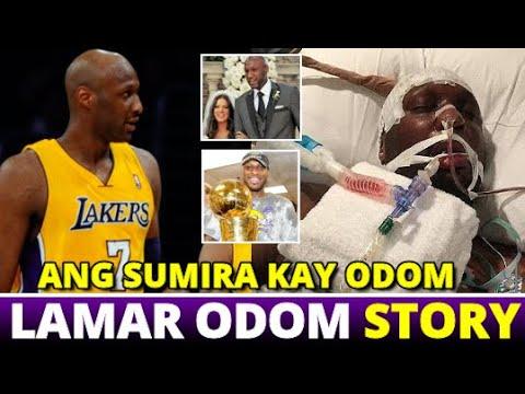 KWENTONG NBA: THE LAMAR ODOM STORY | ANG SUMIRA KAY ODOM | LA LAKERS