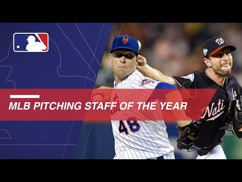 Video: The 2018 MLB Ultimate Pitching Staff