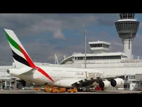 Flughafen München - Emotionen