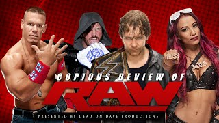Nonton Wwe Raw 6 27 16 Live Review   Monday Night Mediocrity  Film Subtitle Indonesia Streaming Movie Download