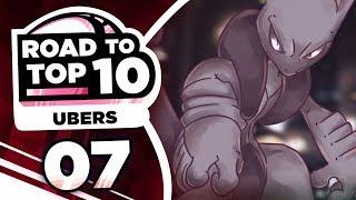 Pokemon Showdown Road to Top Ten: Pokemon Ultra Sun & Moon Ubers w/ PokeaimMD #7 by PokeaimMD