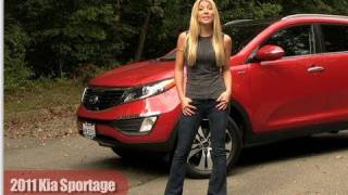 Roadfly.com - 2011 Kia Sportage Road Test&Review